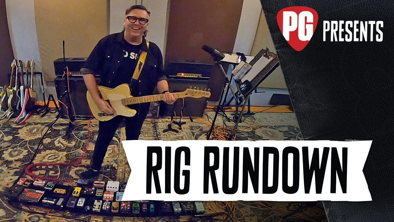 Rig Rundown: Modest Mouse's Jim Fairchild
