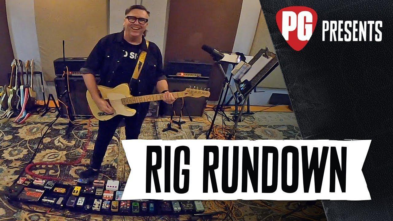 Rig Rundown: Tab Benoit