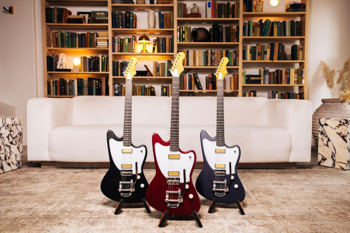 Harmony Reveals the Silhouette with Bigsby