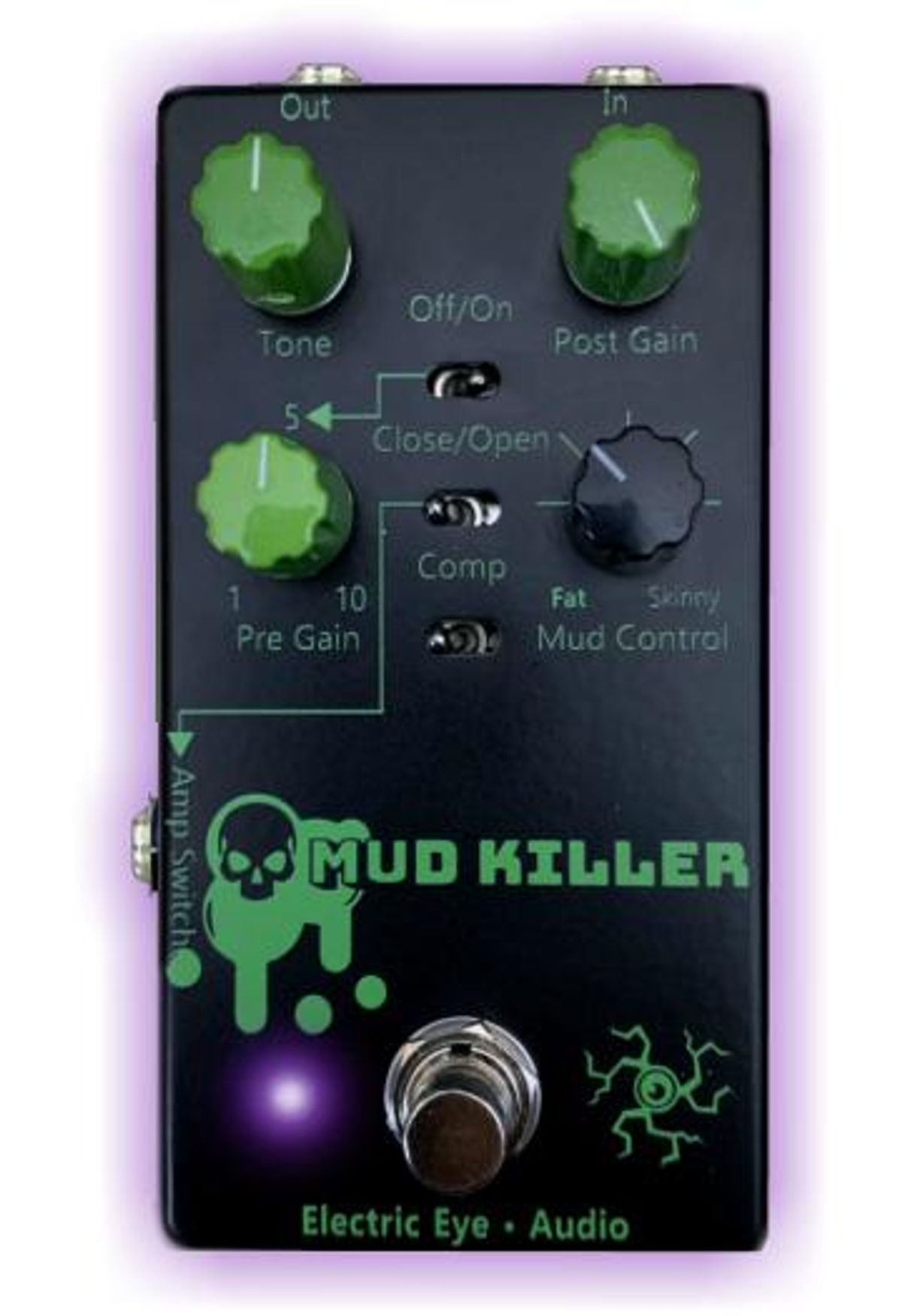 Electric Eye Audio Releases the Mud Killer