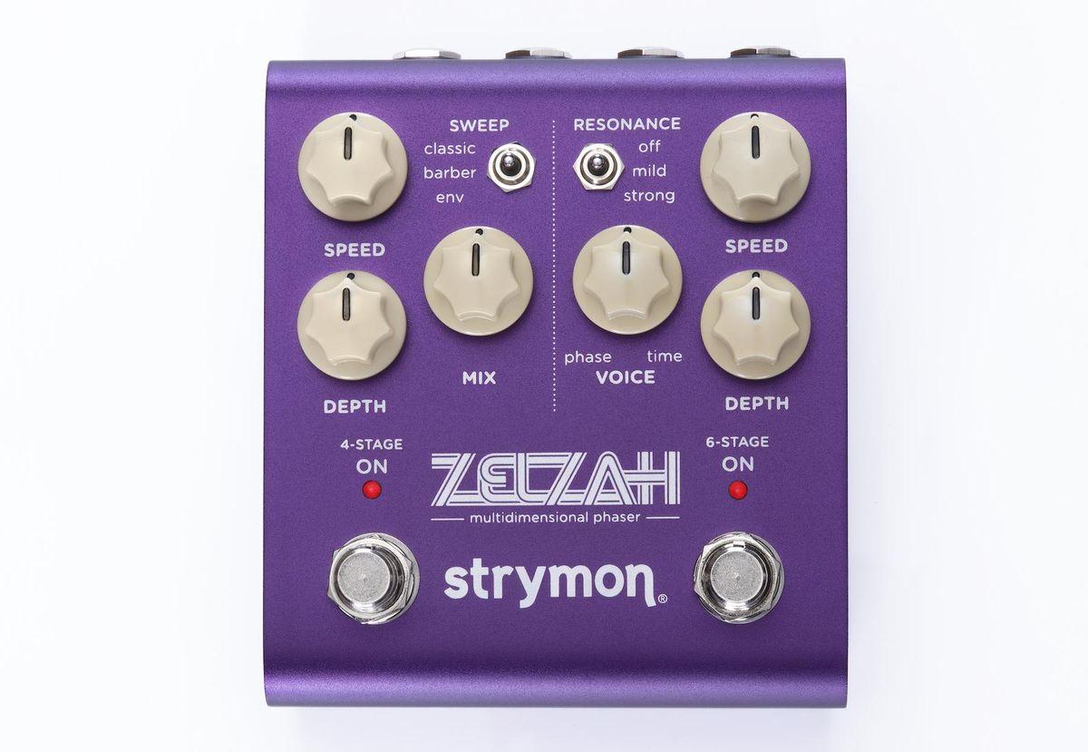 Strymon Zelzah Phaser