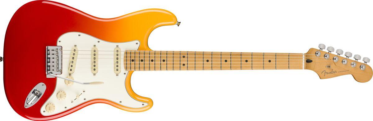 Fender Unveils the Player Plus Series