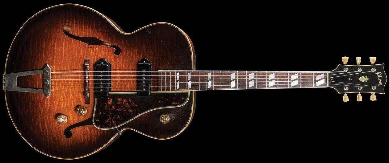 Vintage Vault: 1950 Gibson ES-300