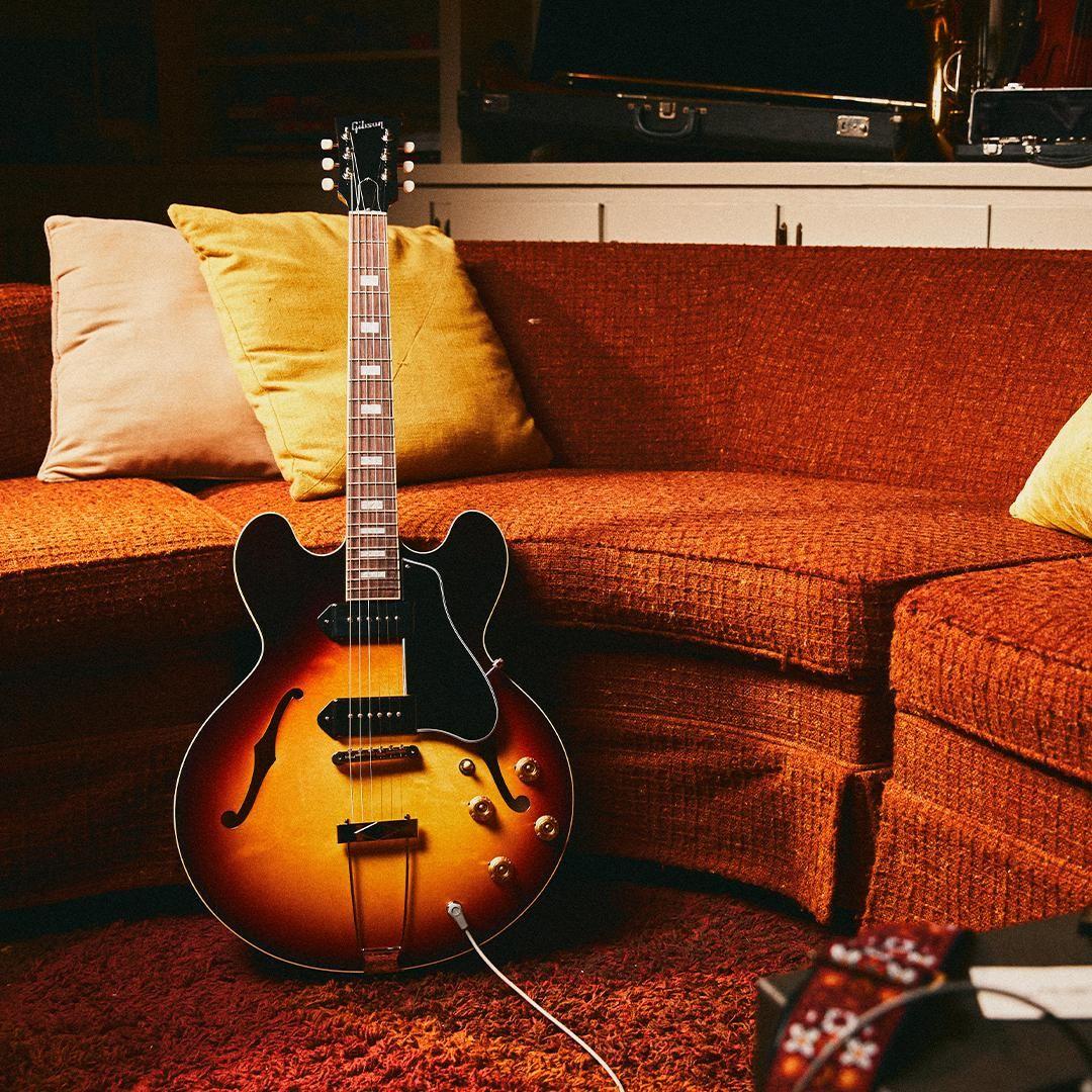 Gibson Slim Harpo Lovell ES-330