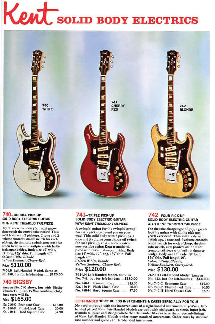 Wizard of Odd: Surf's Up! The Story Behind Late-'60s 700-Series Kents