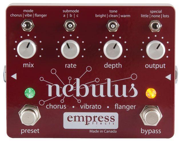 Empress Nebulus Review