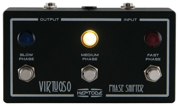 Heptode Virtuoso Phase Shifter Review
