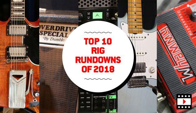 Top 10 Riff Rundowns of 2018
