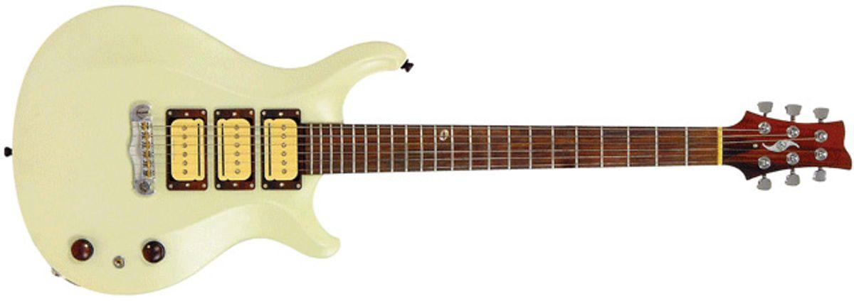 Schroeder Edge Doublecut Electric Guitar Review
