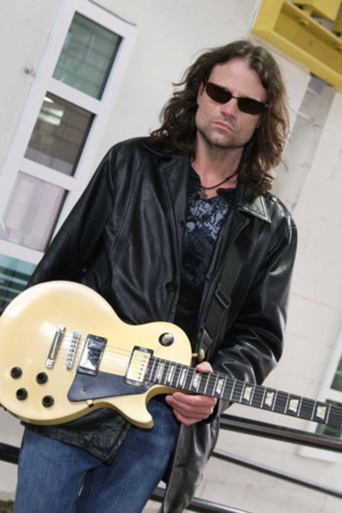 Interview: John Roth - Meet Giant's New Guitarist