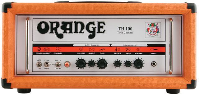 Orange TH100 Amp Review