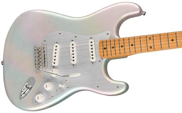Fender Unveils the H.E.R. Signature Stratocaster