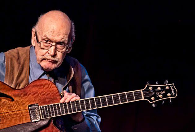 Remembering Jim Hall (1930-2013)