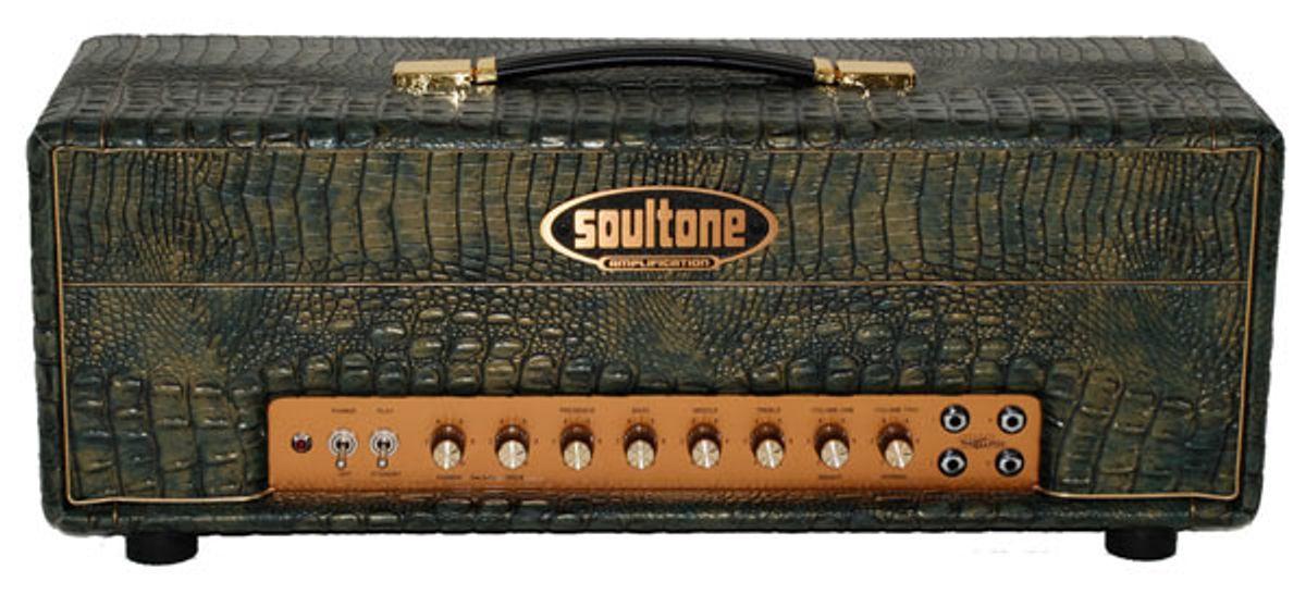 Soultone Amplification 1986ps SuperPlexi Amp Review