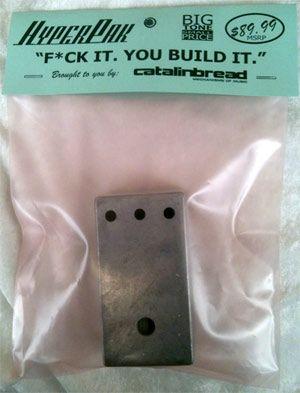 Catalinbread Releases F*ck It. You Build It. Kits