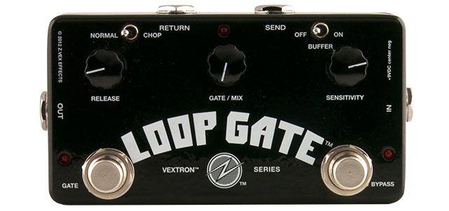 Z.Vex Loop Gate Pedal Review