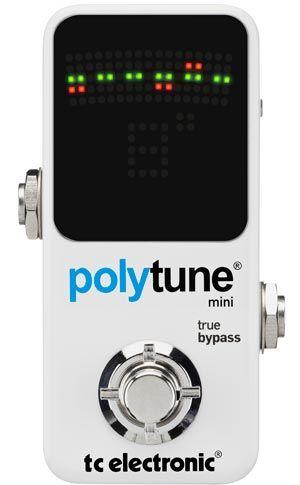 TC Electronic PolyTune Mini Tuner Review