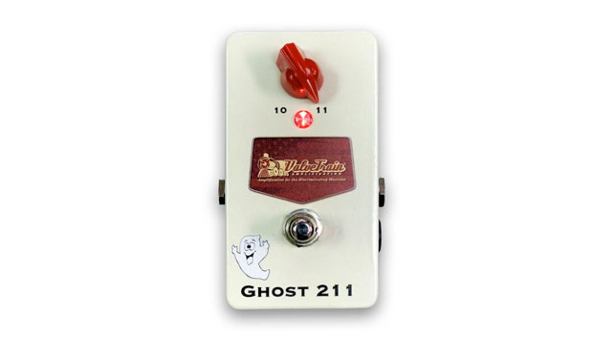 ValveTrain Amplification Releases The Ghost 211