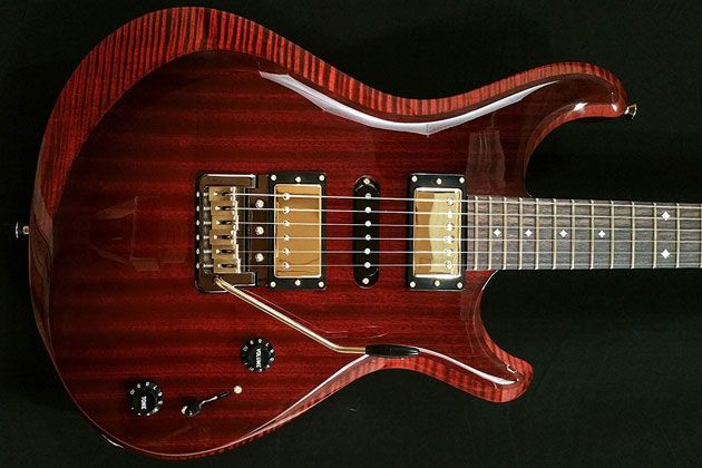 Knaggs Guitars Introduces the Severn X