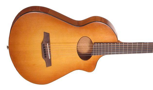 Veillette Releases the Aero Guitar