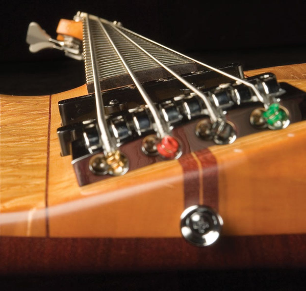 Bass Bench: Straight or Bowed Neck?