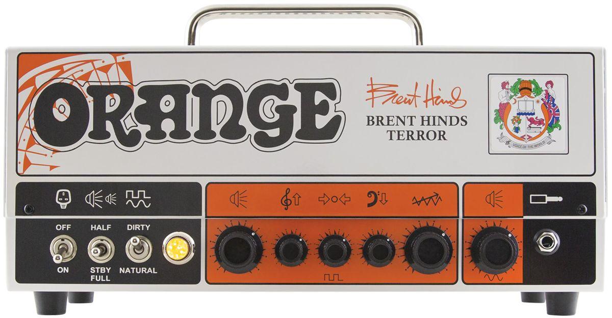 Orange Brent Hinds Terror Review