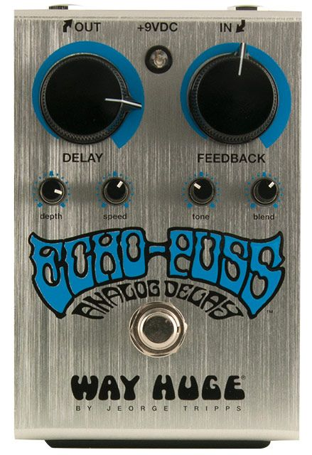 Way Huge Echo-Puss Pedal Review
