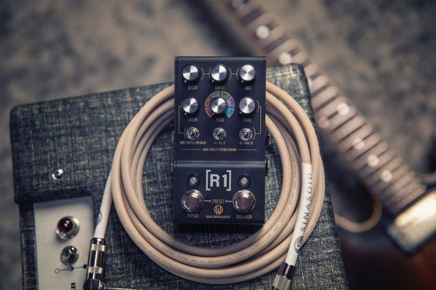 Walrus Audio Releases the R1 Reverb