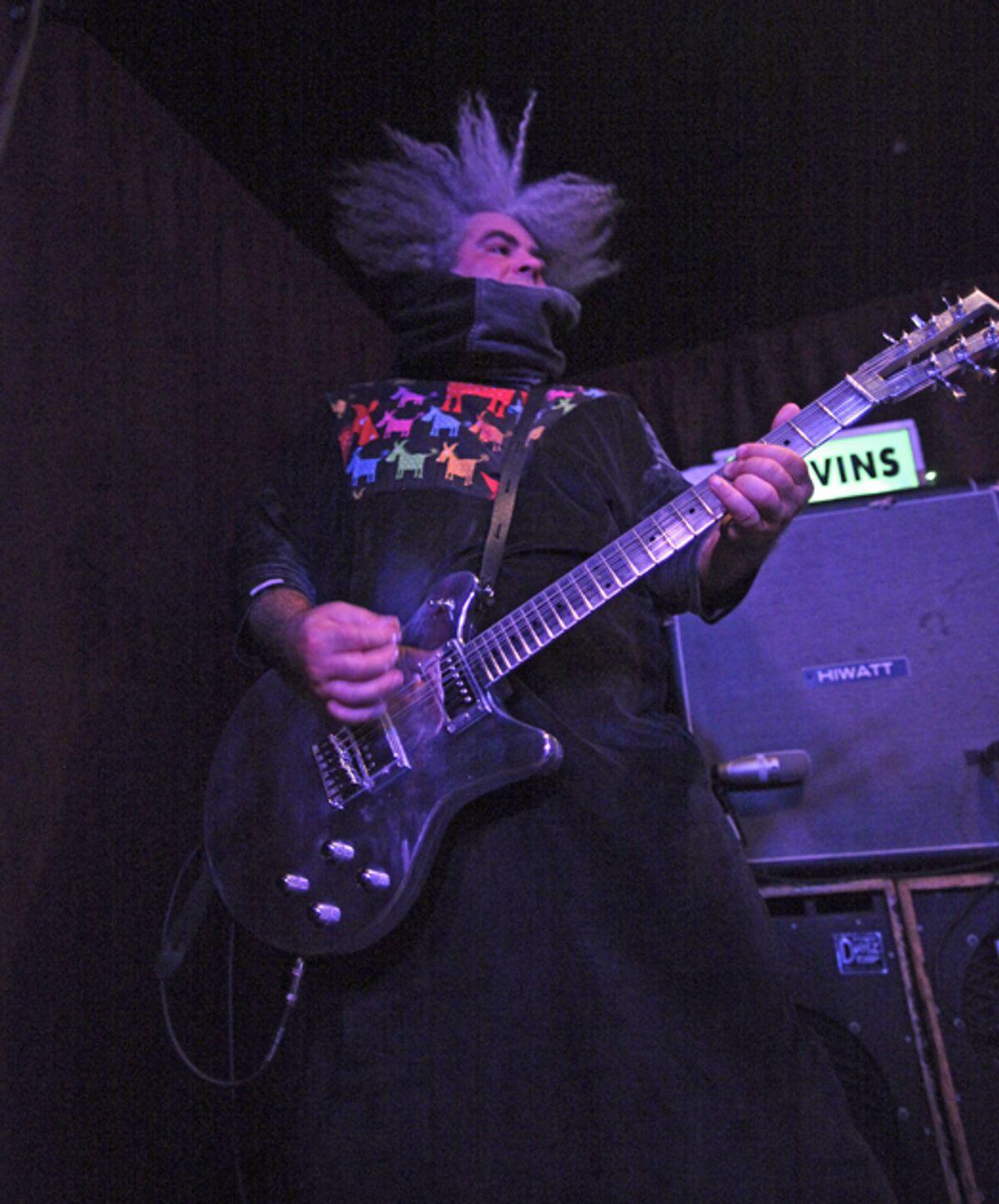Melvins' Buzz Osborne: Tonal Triage