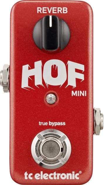 TC Electronic Hall of Fame Mini Review