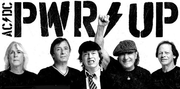 AC/DC Reunites and Teases New Album