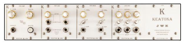 Keatona Introduces JWK Instrument Interface