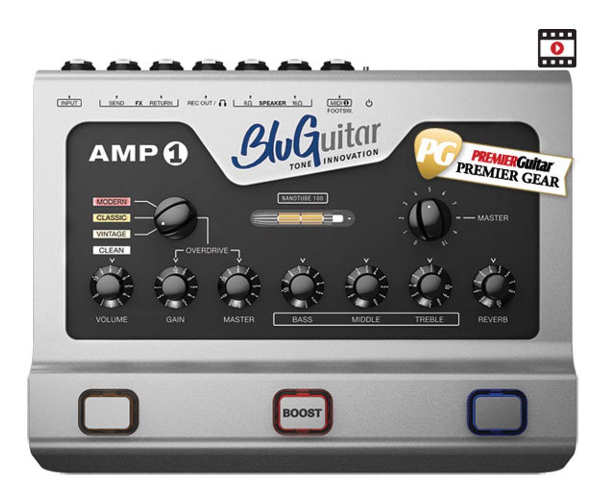 BluGuitar Amp 1 Review