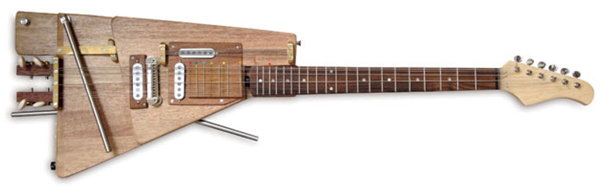 DIY: Thurston Moore's Drone Guitar Project