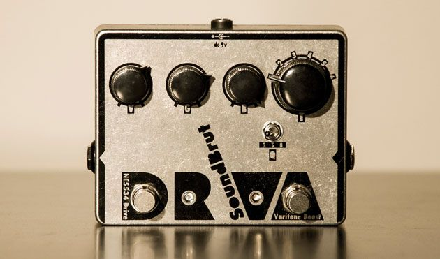 SoundBrut Introduces the DrVa Overdrive and Boost