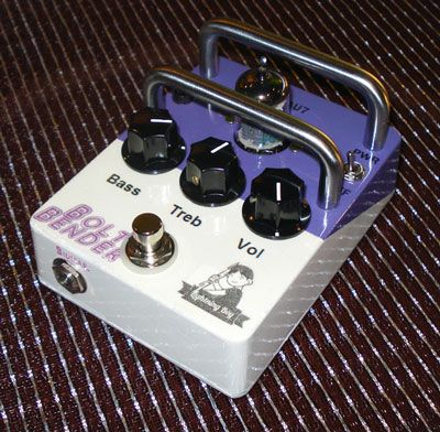 Lightning Boy Audio Introduces the Bolt Bender Tube EQ