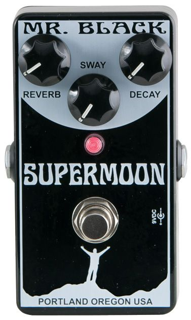 Mr. Black SuperMoon Reverb Review