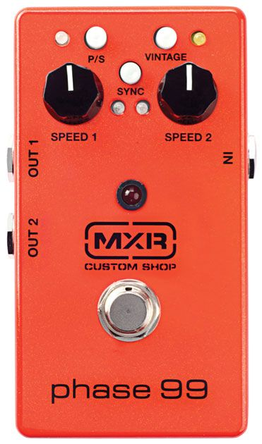 MXR Custom Shop Phase 99 Review