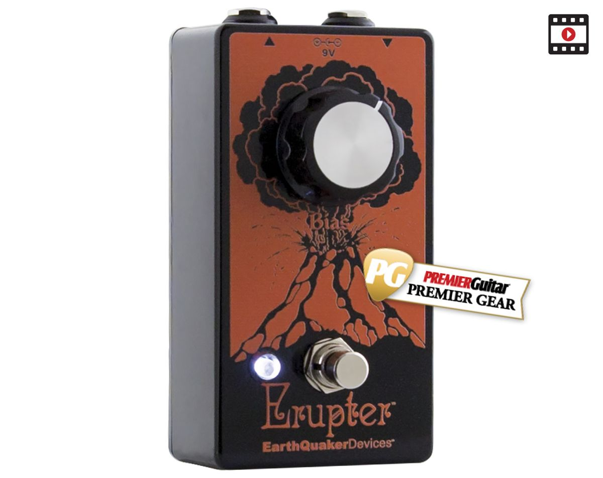 EarthQuaker Devices Erupter Review