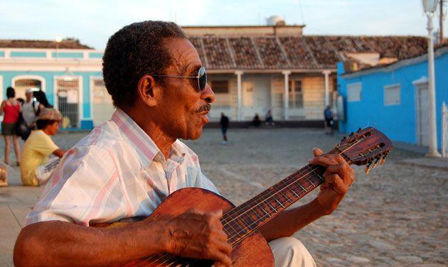 Digging Deeper: Intro to Afro-Cuban Guitar