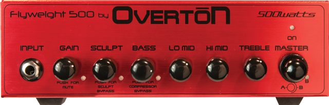 Overton Flyweight 500 Micro Amp Review