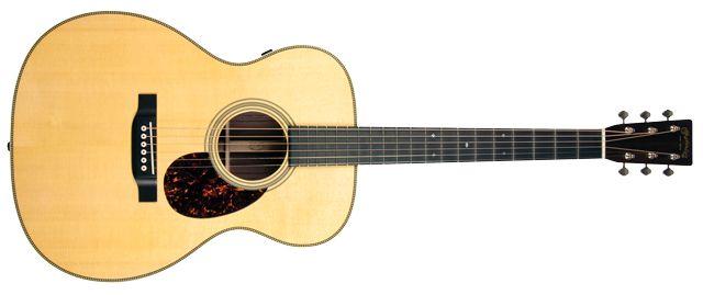 Martin OM-28E Retro Acoustic Guitar Review