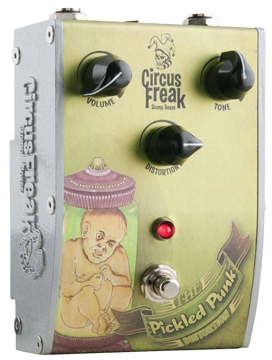 Circus Freak Pickled Punk Pedal Review