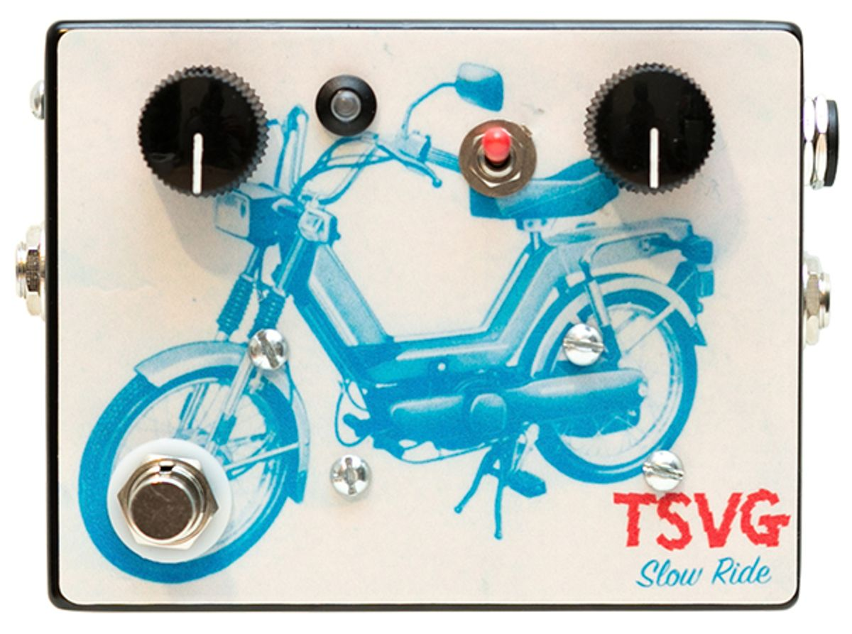 TSVG Releases the Slow Ride OD/Fuzz Pedal