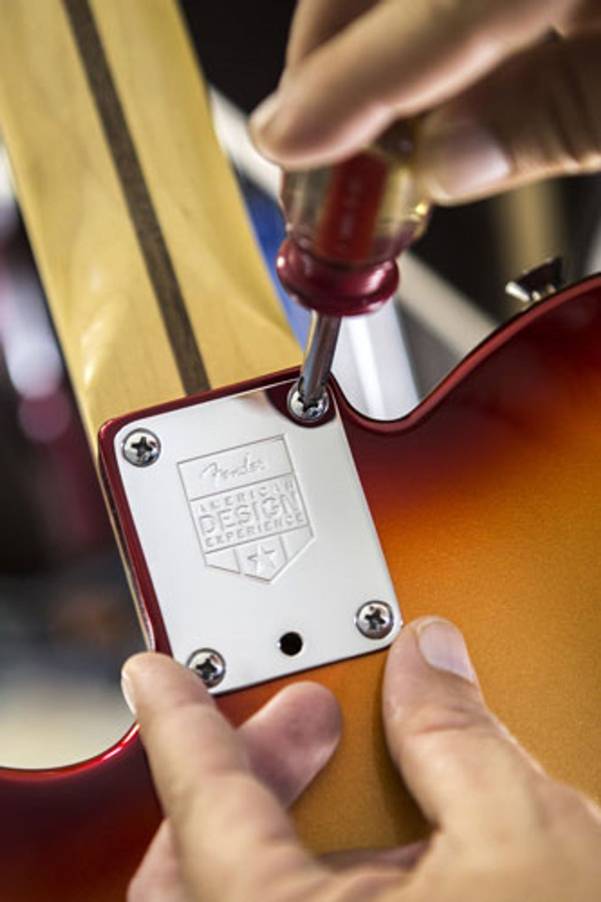 Fender Announces American Design Experience