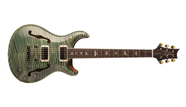 PRS Guitars Unveils the McCarty 594 Hollowbody II