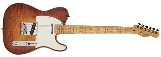 Fender Select Telecaster Electric Guitar Review