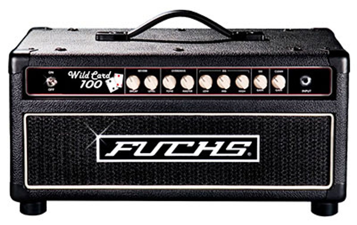 Fuchs Releases Wild Card 100