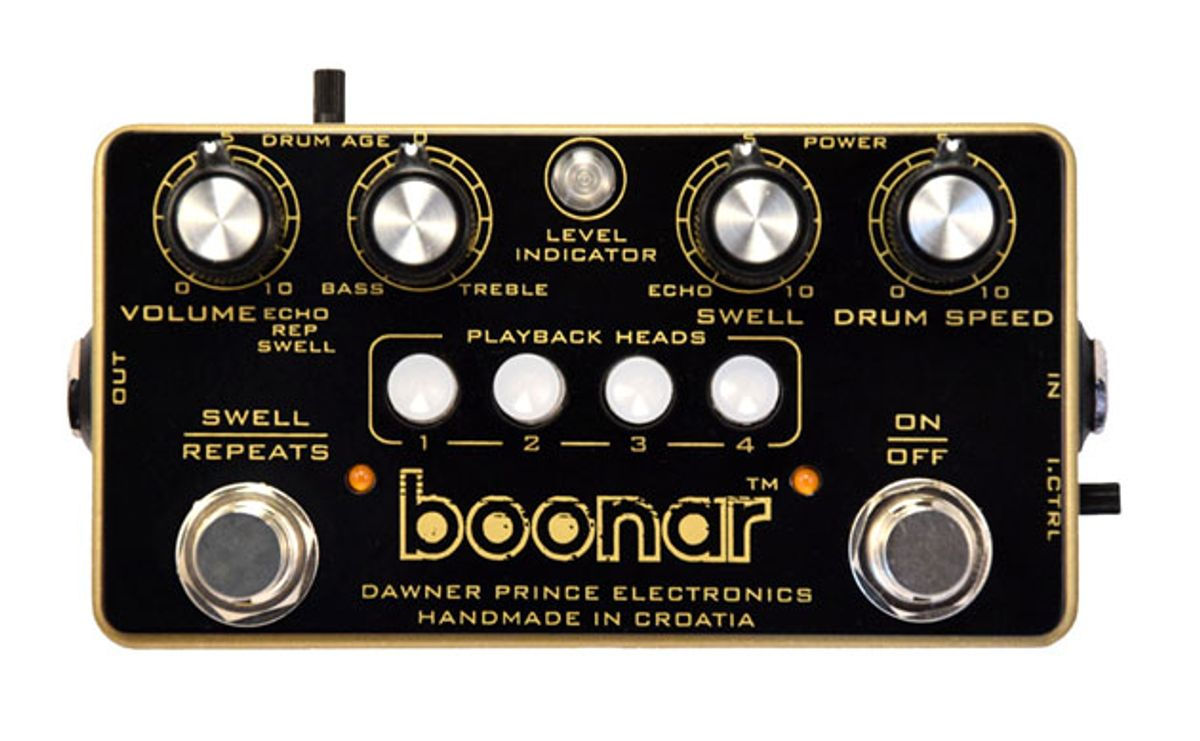 Dawner Prince Electronics Releases the Boonar