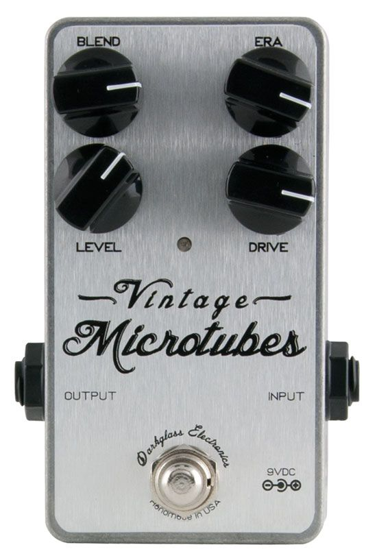 Darkglass Electronics Microtubes Vintage Pedal Review